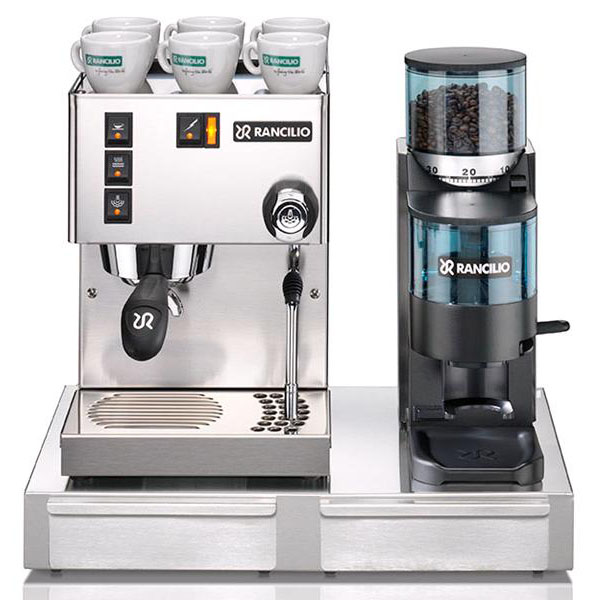 rancilio espresso machine